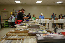 The Metro East Comic Book Convention took place on Sunday in Collinsville.