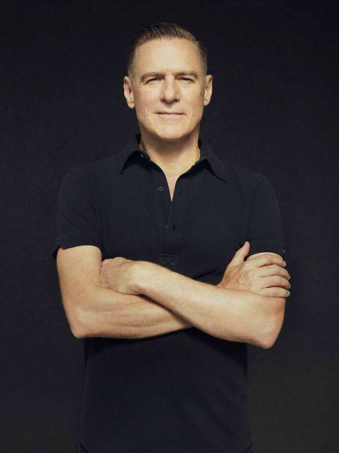 Bryan Adams, seen here, and Billy Idol co-headline at Mohegan Sun Arena on Aug. 3. Photo: Contributed Photo