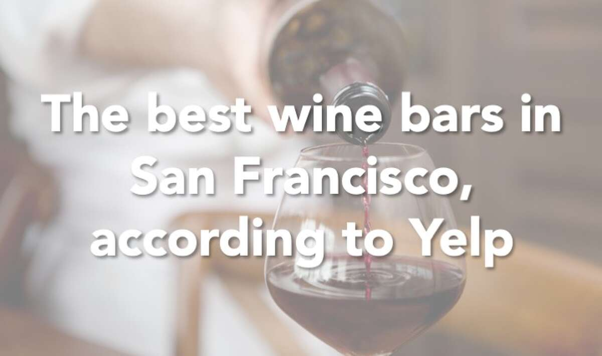 Whether you're looking to sip on wine after work or find your next great date spot, this list of San Francisco wine bars has you covered. Click on the slideshow ahead to see San Francisco's best wine bars.