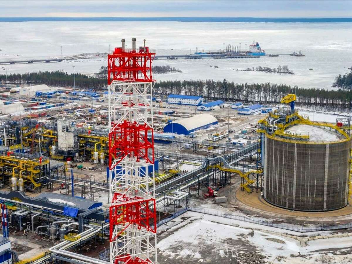 Novatek's Arctic LNG export terminal on the Yamal Peninsula of Siberia. The Russian natural gas company awarded oilfield service company TechnipFMC contract to build the Novatek's Arctic LNG 2 export terminal in the nearby Gydan Peninsula of Siberia.