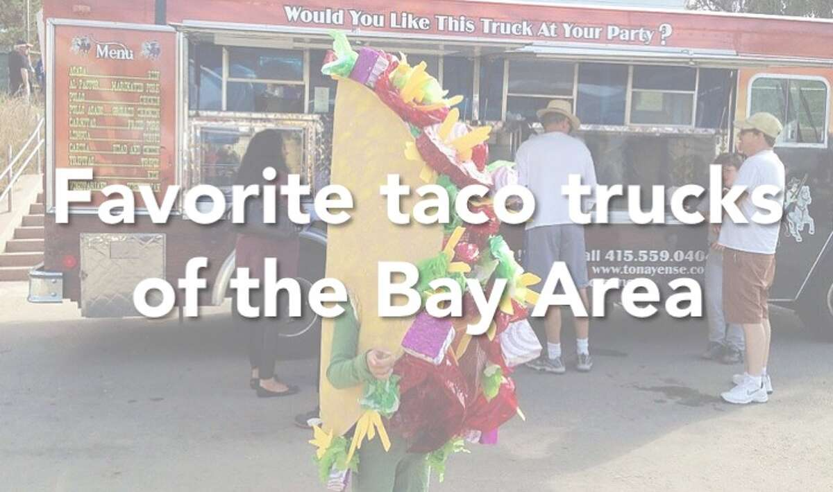 What's better than tacos? Taco trucks, of course! These are some of the tastiest tacos on wheels you can find on the streets of San Francisco. Click through the slide show for some of favorites around the Bay.