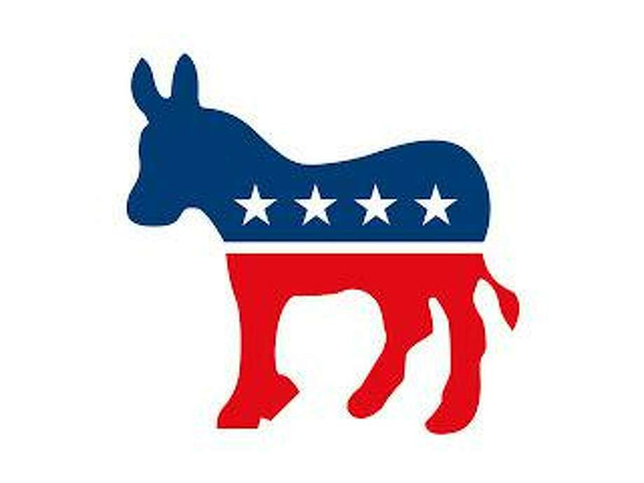 The symbol for the Democrat political party, the donkey. Hearst Connecticut Media Photo: Hearst Connecticut Media