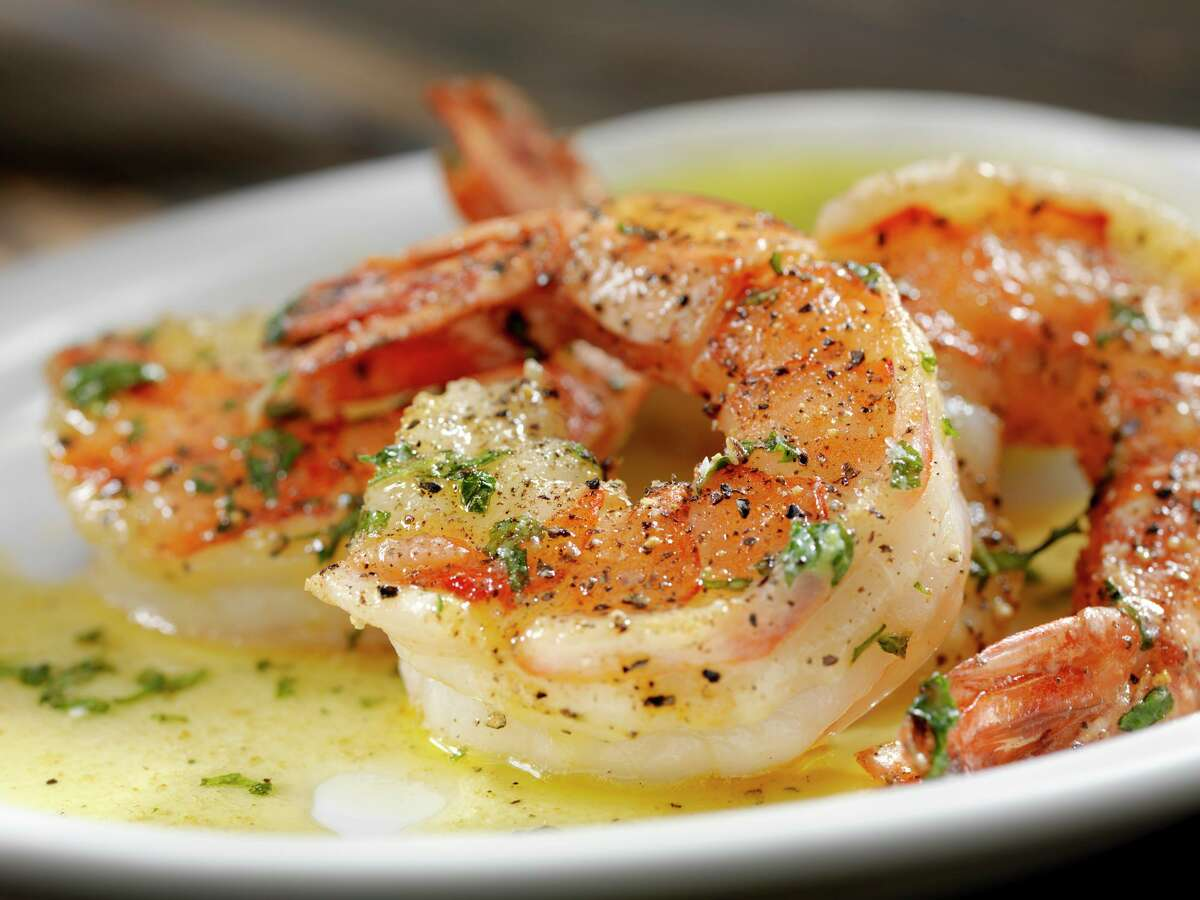 Shrimp infused with microplastics? The pollutants are making their way onto our dinner plates.