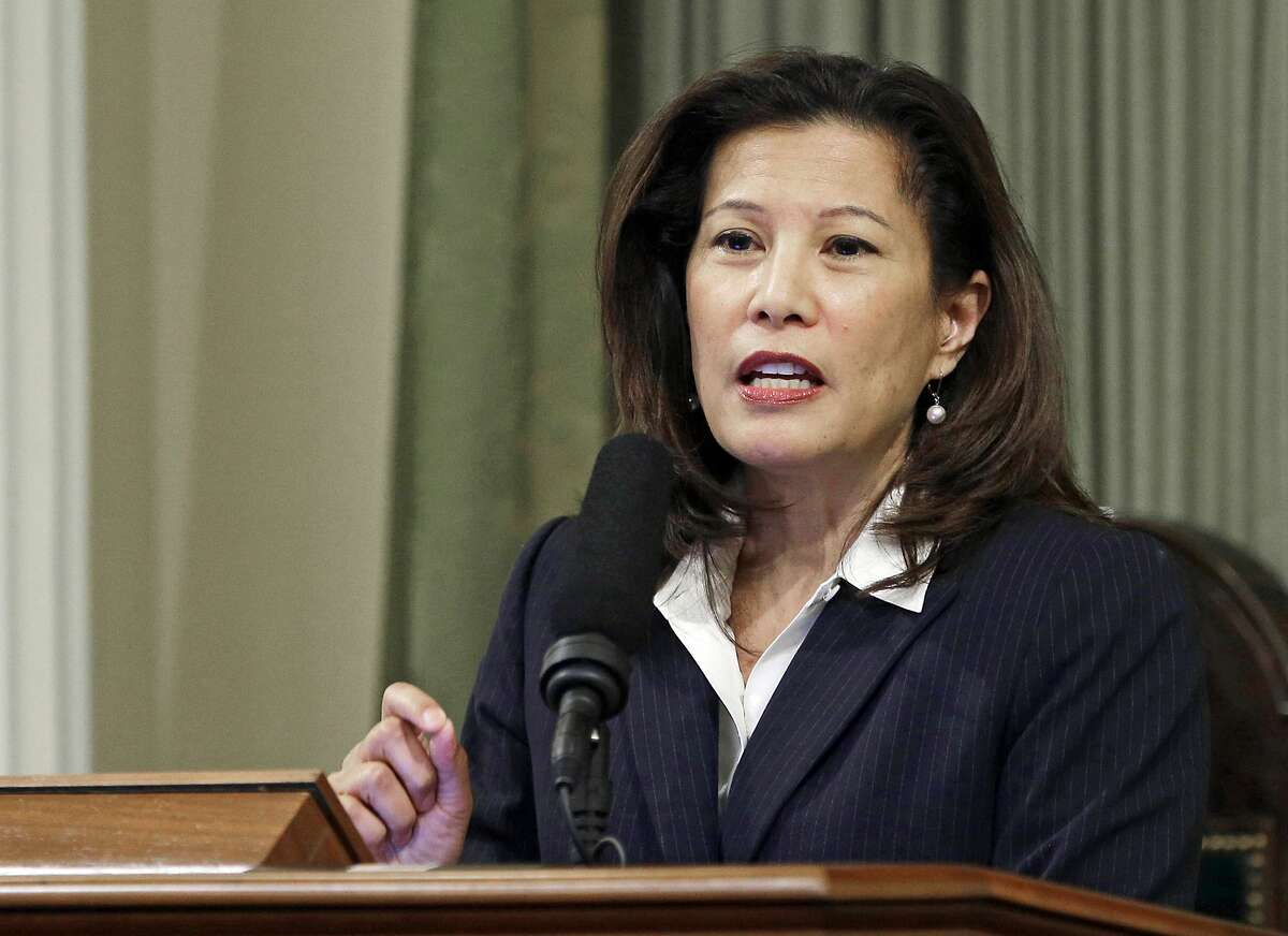 California Supreme Court Chief Justice Tani Cantil-Sakauye in 2015. The State Bar, which licenses attorneys in California, is an arm of the state's high court.