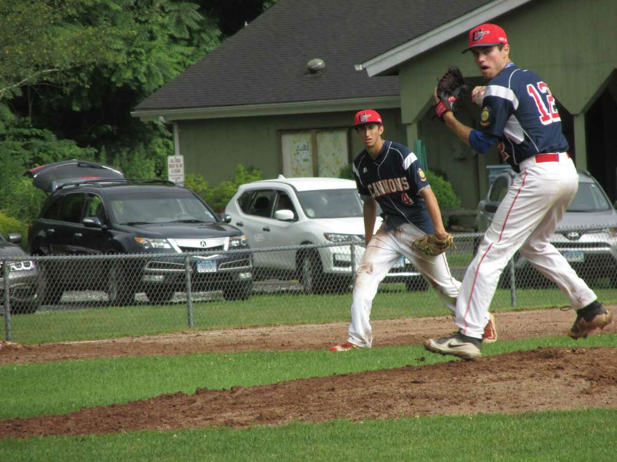 Greenwich pitcher Alex Roath stood tall at Ted Alex Field only to lose to Washington in the bottom of the seventh in a third-round American Legion State Tournament game Tuesday evening.