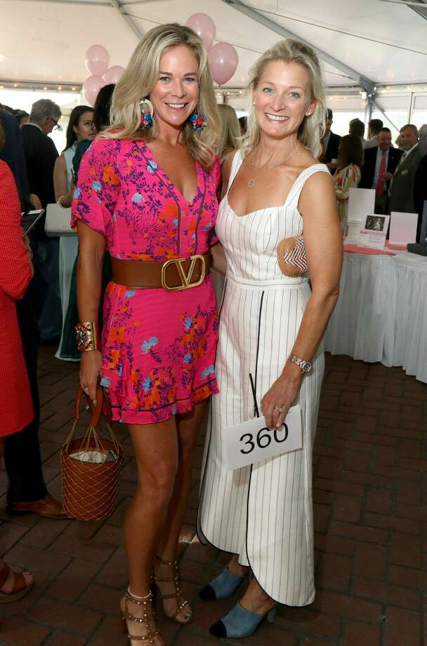 Were you Seen at the 40th Annual Polo by  Twilight event, a benefit for the Palamountain Scholarships at Skidmore College,  held at the Saratoga Polo Fields in Saratoga Springs on Tuesday, July 23,  2019? Photo: Joe Putrock/Special To The Times Union
