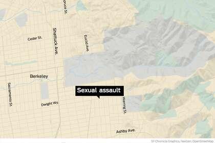 Man arrested near UC Berkeley after sexual assault
