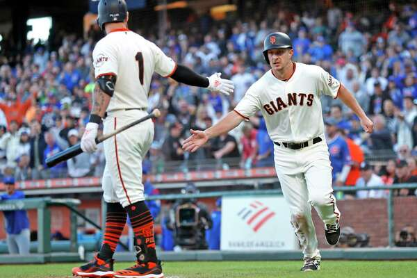Giants beat Cubs in 13: walkoff homer for Sandoval, no-decision for Bumgarner