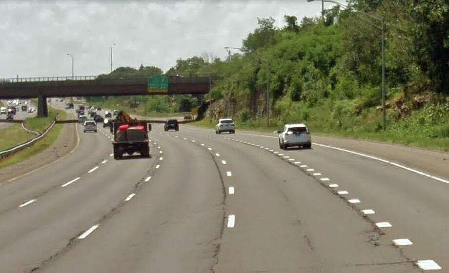 Expect a rougher - and eventually, a smoother ride - on southbound Route 8 over the next few weeks. That's because the state Department of Transportation says a resurfacing of a three-mile stretch of the highway will begin on Sunday, July 28 and continue to Sept. 9, 2019. The project consists of milling and resurfacing between the Route 25 split and I-95. Photo: Google Street View Image