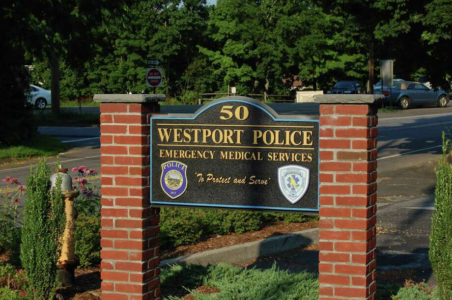 Westport Police Headquarters on Jesup Road. Photo: Hearst Connecticut Media File Photo / Westport News