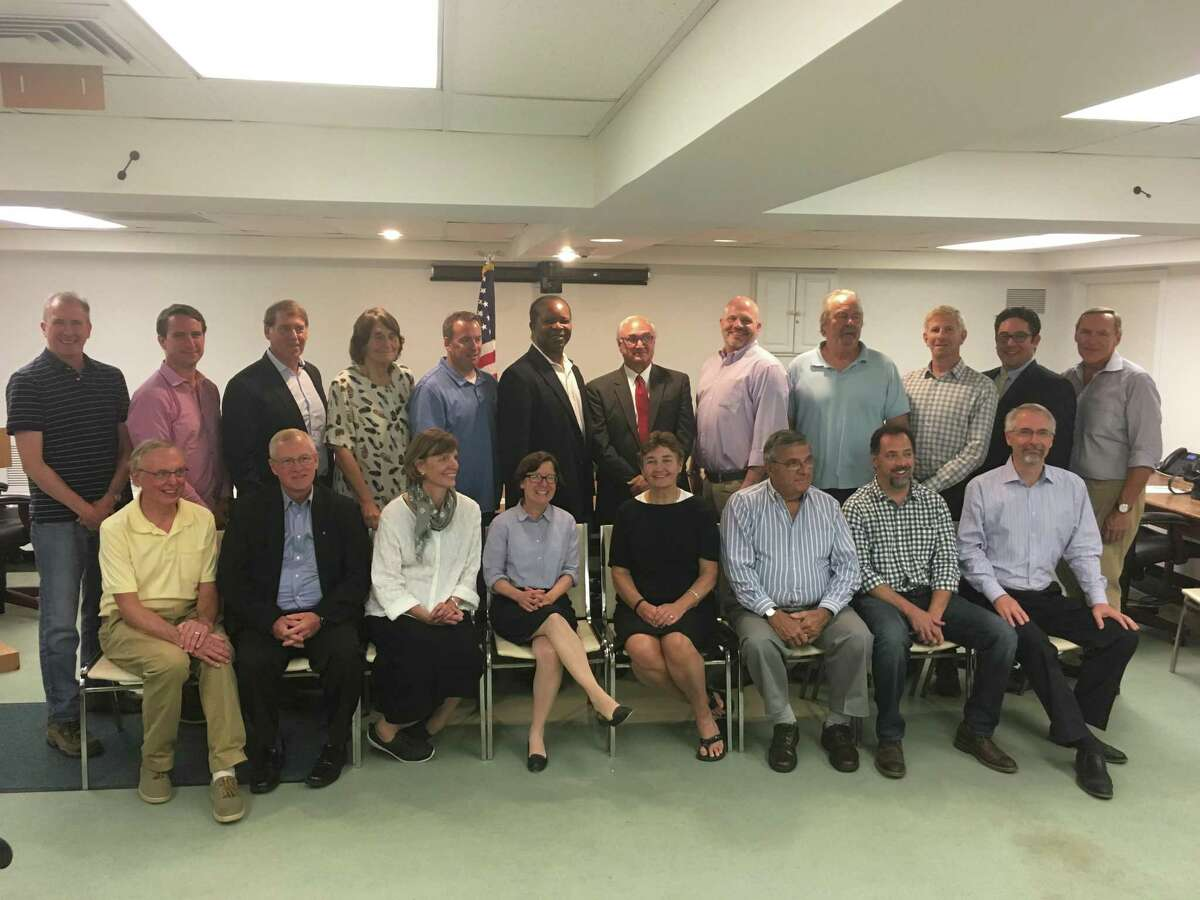 The full slate of 25 candidates nominated by the Democrats for municipal office