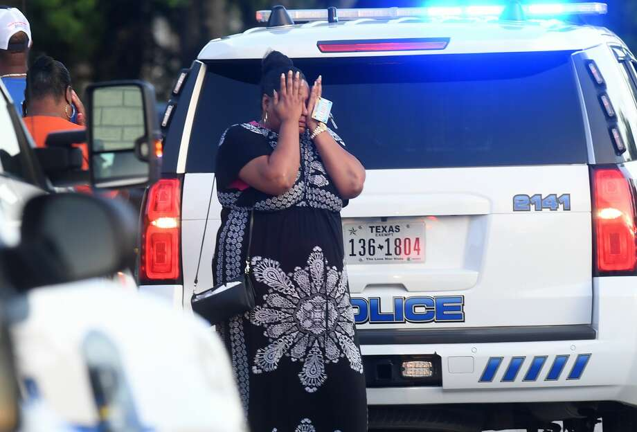 Port Arthur Police are investigating a drive-by shooting that injured a 4-year-old boy in the El Vista neighborhood early Wednesday morning.  Photo taken Wednesday, 7/24/19 Photo: Guiseppe Barranco/The Enterprise