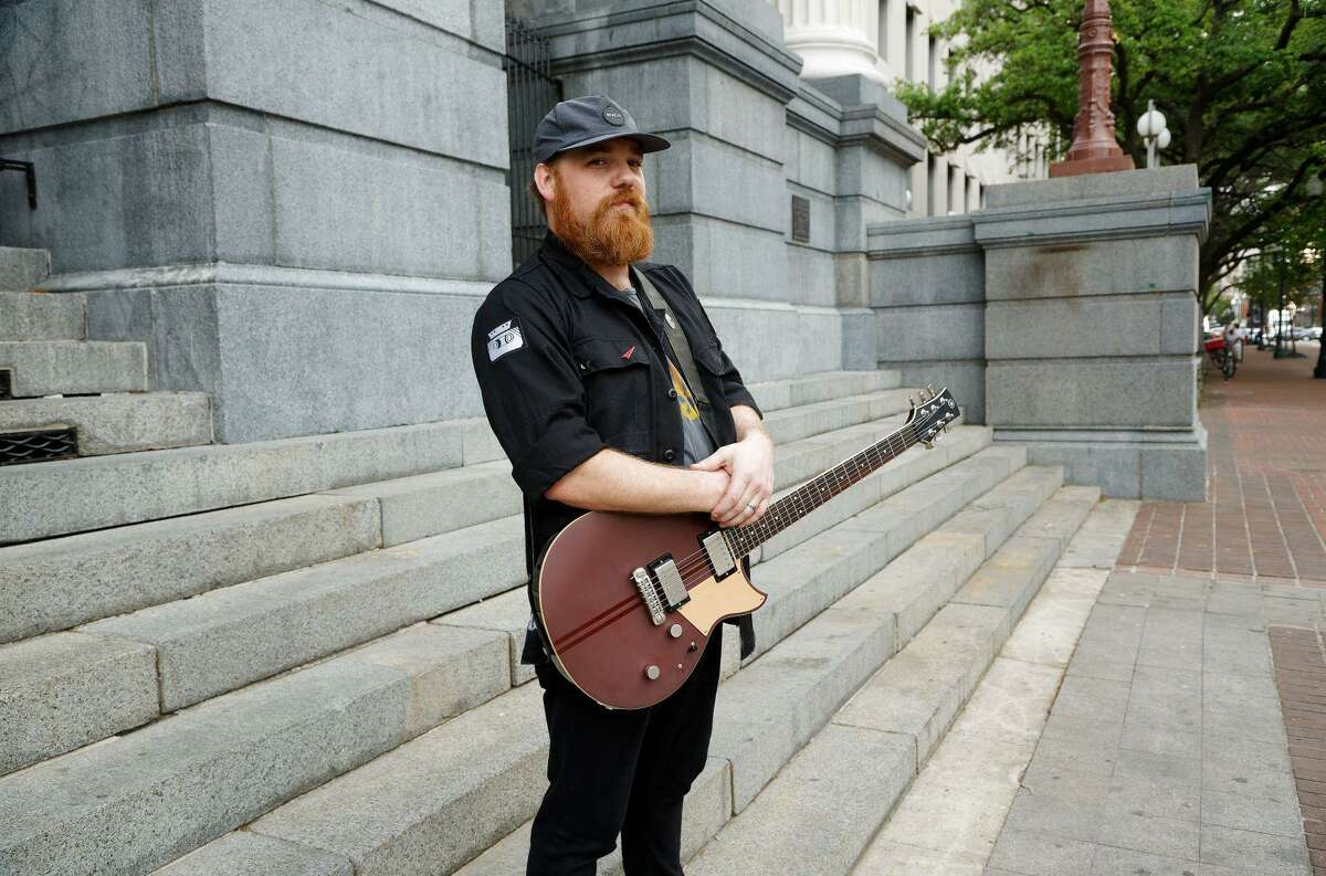 R&B rocker Marc Broussard will be performing at Danbury's Ives Concert Park July 26.