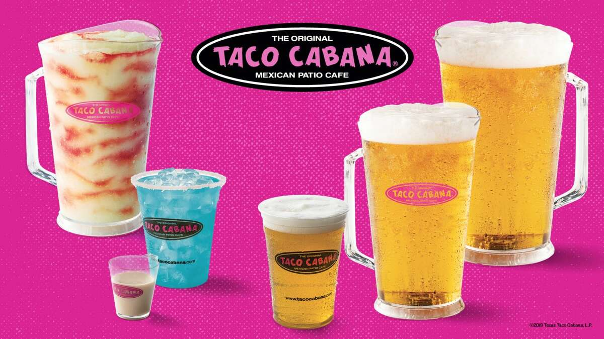 Taco Cabana (participating Houston locations only) Special runs all day long $1 Sauza Gold Tequila shots (two per guest maximum)