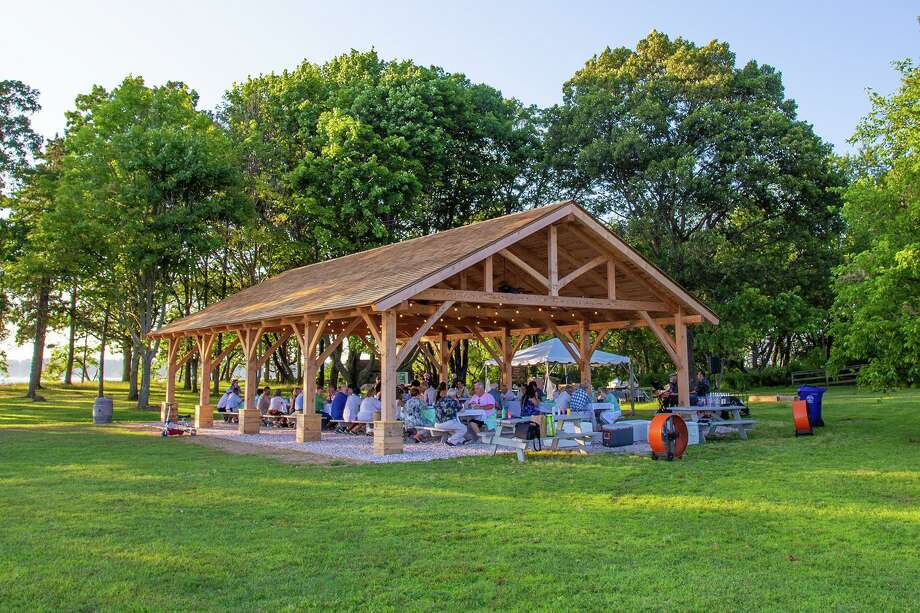 Norwalk's Seaport Association is hosting an authentic Southern BBQ on Saturday, July 27, in the new pavilion on Sheffield Island. Photo: Norwalk Seaport Association / Contributed Photo / © Steven Soyland