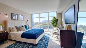 Cabochon at River Oaks        Where : 2828 Bammel     1-bedroom : Starts at $1,049    2-bedroom : Starts at $1,421