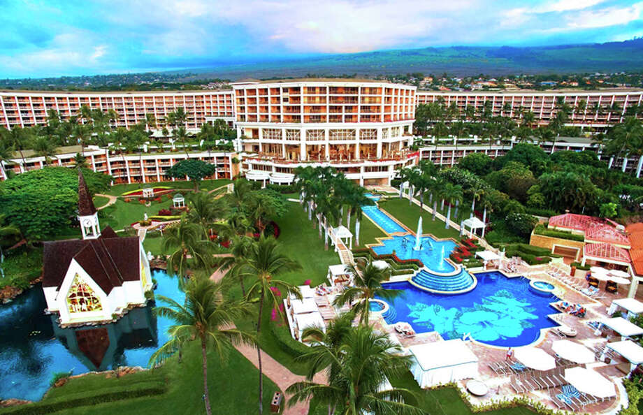 Hilton's Grand Wailea, a Waldorf Astoria Resort in Maui, assesses a $40 nightly resort charge. Photo: Hilton