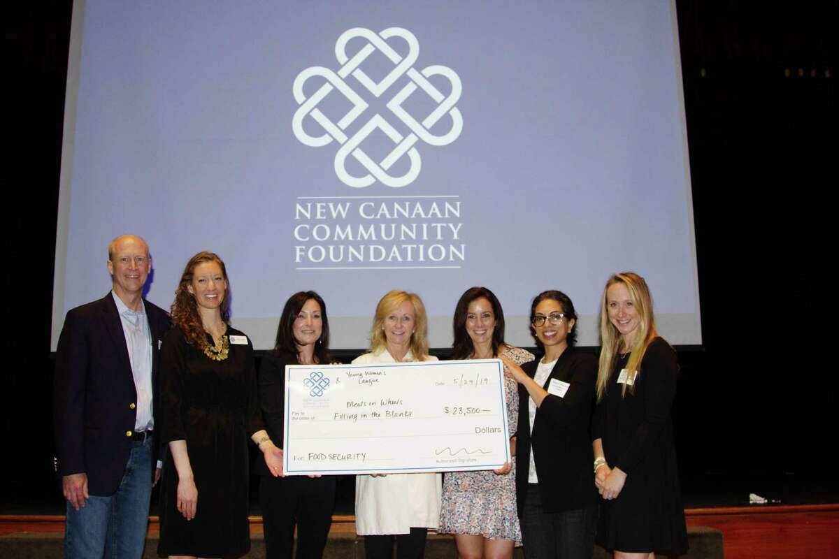 Increasing need drove the New Canaan Community Foundation to support Meals on Wheels this grant cycle.