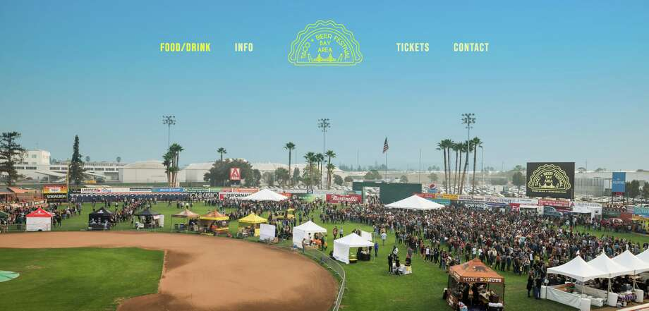 An image from the Bay Area Taco & Beer Festival's website. Photo: Screenshot / Bay Area Taco And Beer Festival