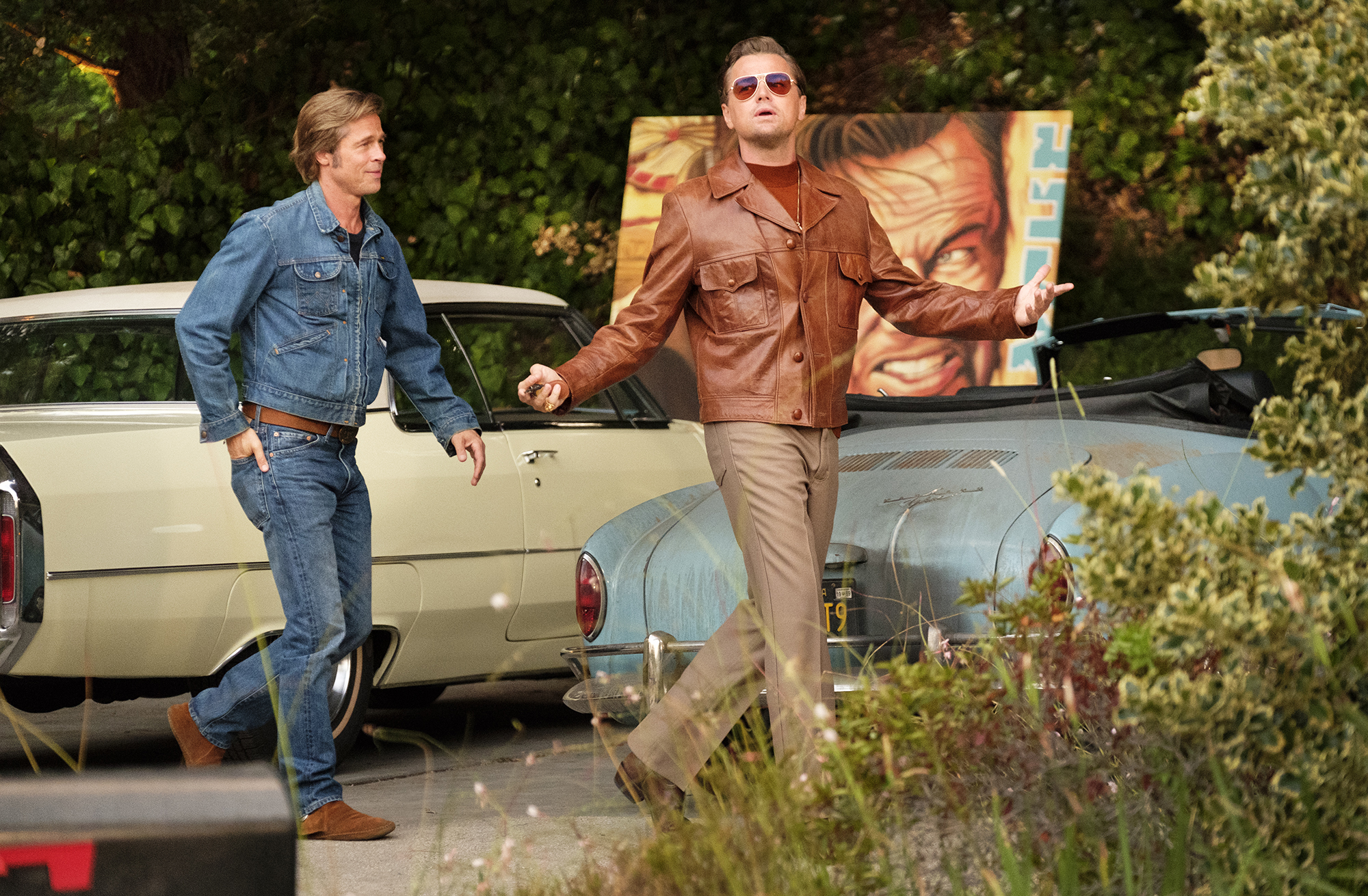 'Once Upon a Time in Hollywood' is a misty-eyed valentine to La La Land - with just a touch of B-movie gore