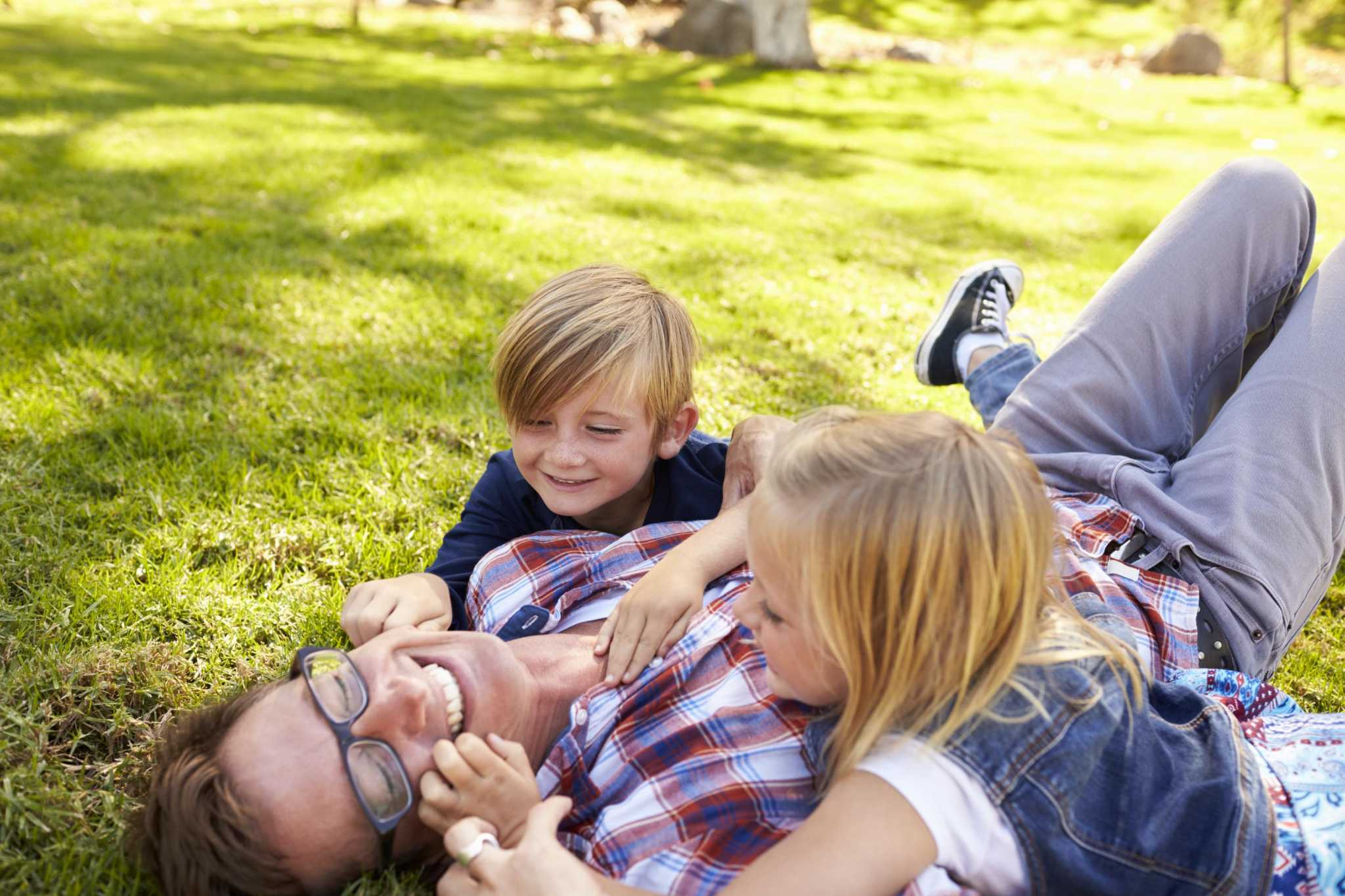 Recognizing Dad power, and how to harness it