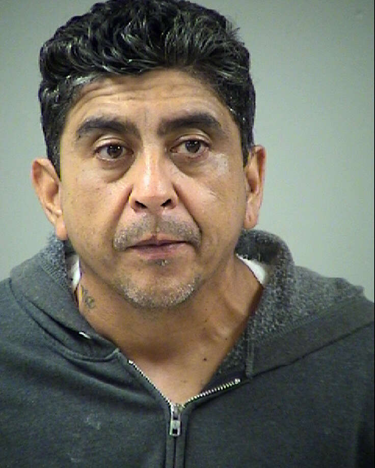 Gavino Vara, 51, is seen in a booking photo from August 2017. He was arrested Wednesday, July 24, and charged with murder in the death of a 62 year old man who's body was discovered Tuesday, July 23, on the South Side. Photo: Bexar County Sheriff's Office