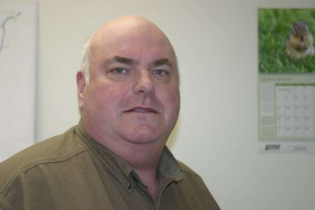Green Township Supervisor Bob Baldwin