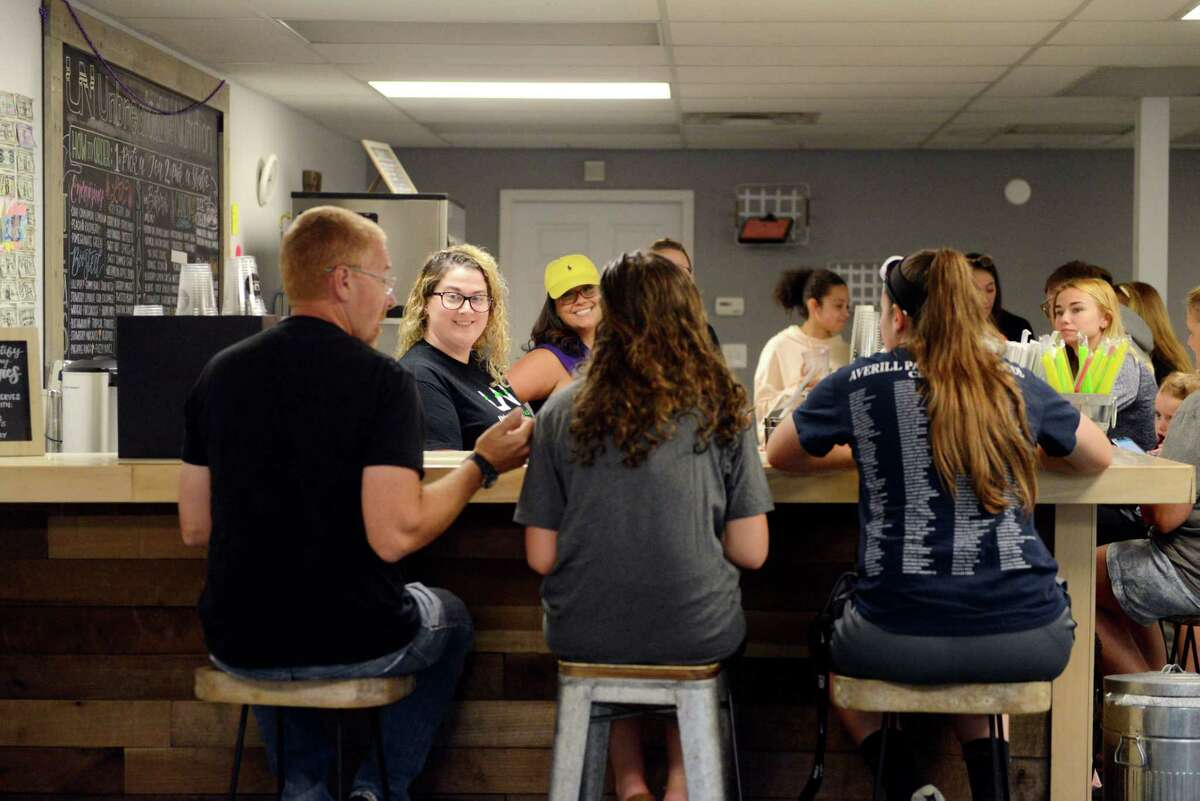 Unbreakable Nutrition on Monday, July 22, 2019, in Averill Park, N.Y. (Catherine Rafferty/Times Union)
