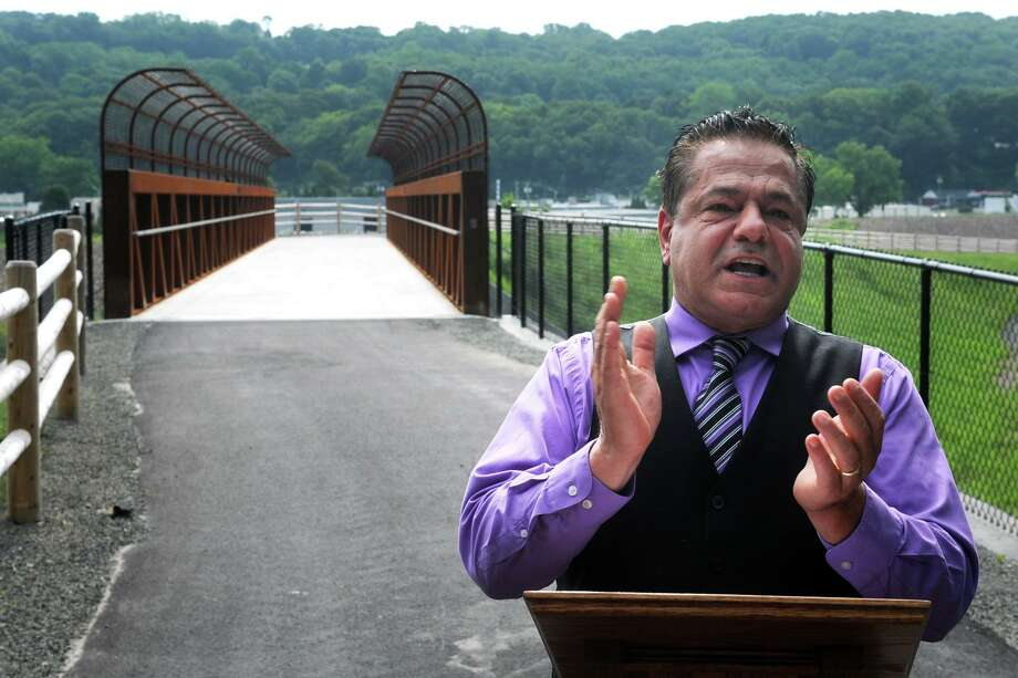 Ansonia Mayor David Cassetti Photo: Ned Gerard / Hearst Connecticut Media File / Connecticut Post
