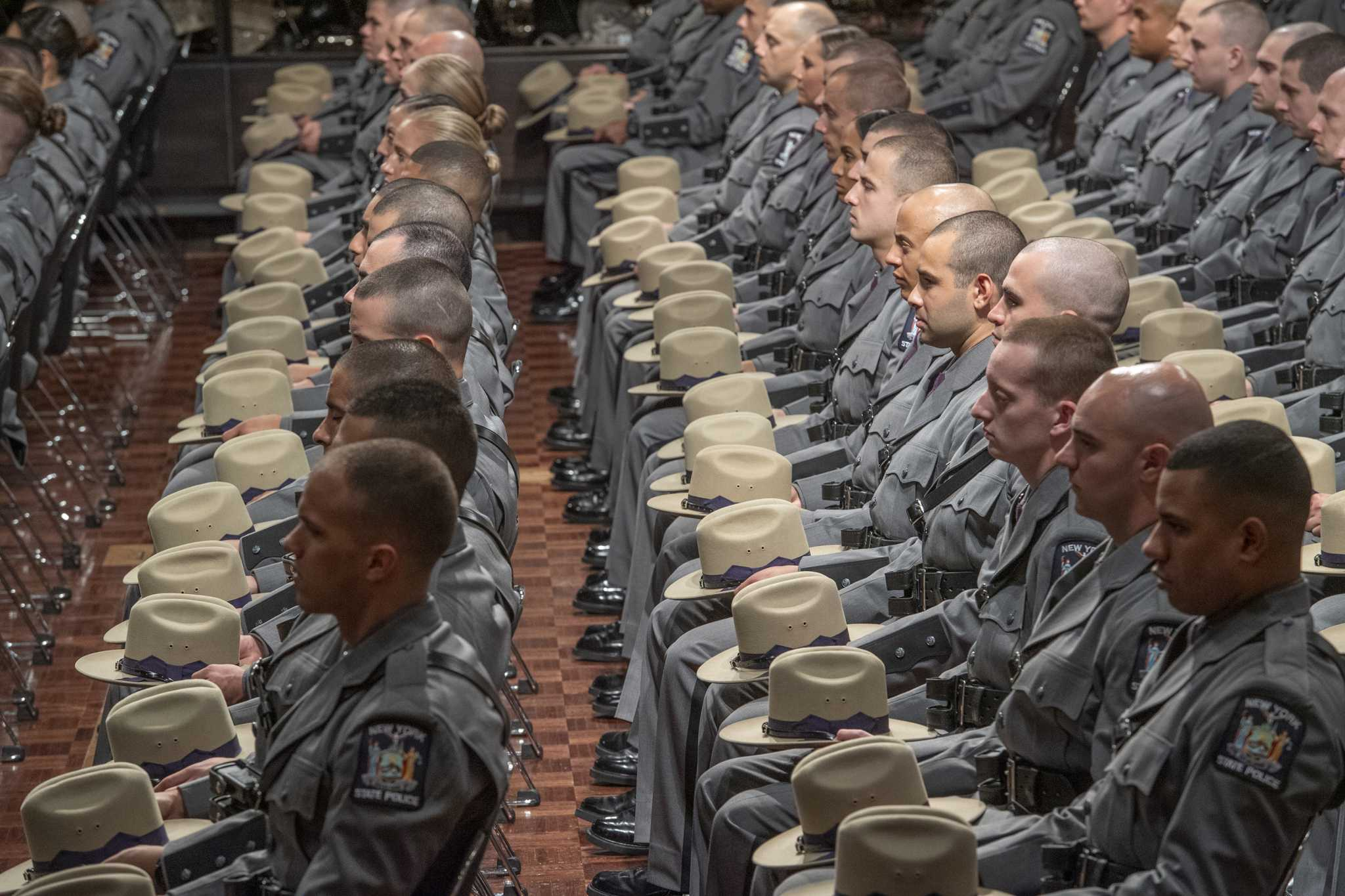 State troopers ask to be removed from New York City