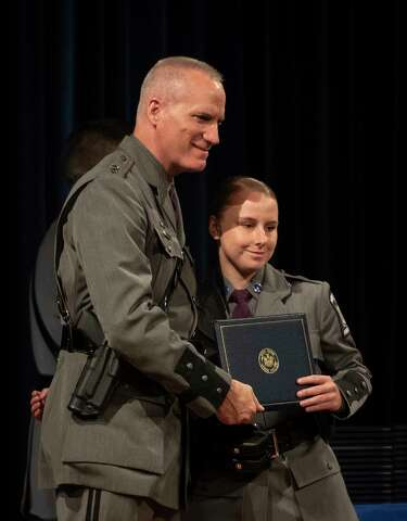 Photos: 228 new troopers graduate from State Police Academy