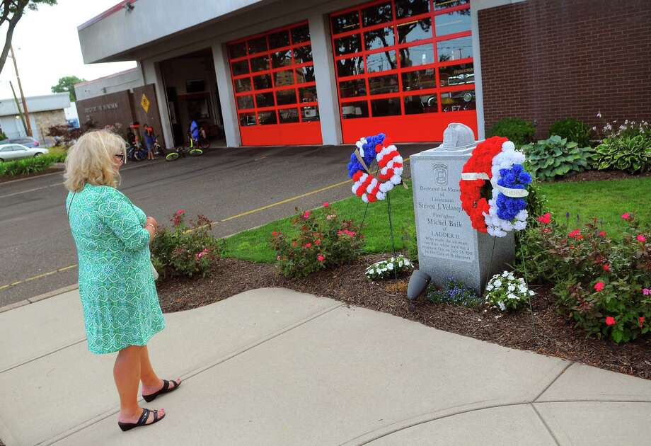 Bridgeport firefighters remembered 9 years after line-of-duty deaths