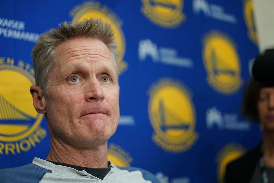 Golden State Warriors coach Steve Kerr 'thrilled' about Draymond Green's contract extension