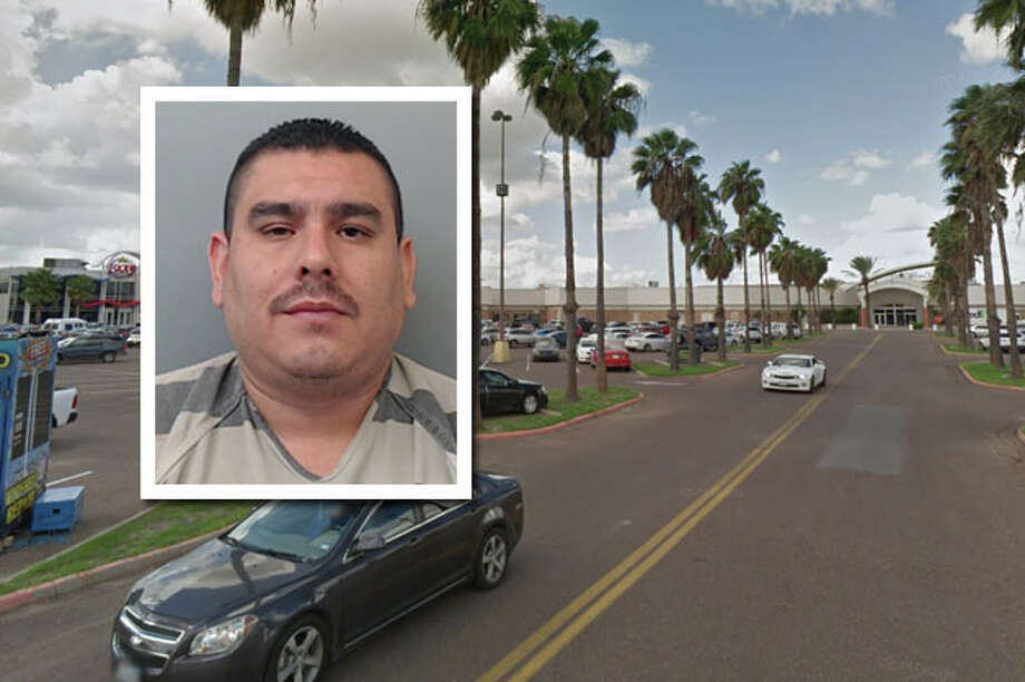 A man landed behind bars for allegedly stealing a vehicle from the Mall Del Norte parking lot. Photo: Courtesy