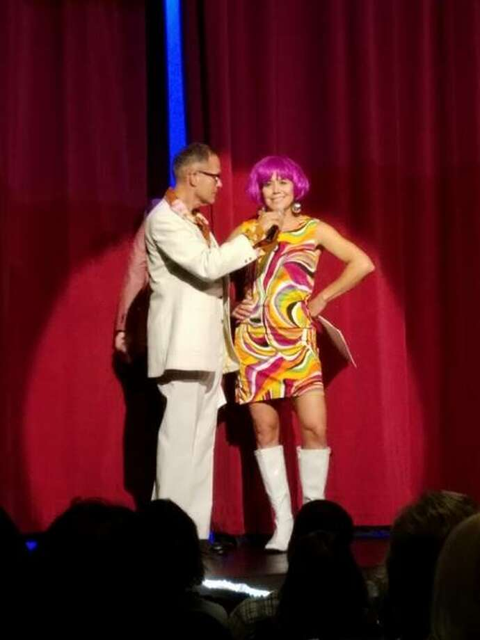 "Steve Campbell and Elizabeth Grant will again MC this year's ""Art of Fashion"" event at The Wildey on Aug. 24. Photo: For Hearst Illinois"