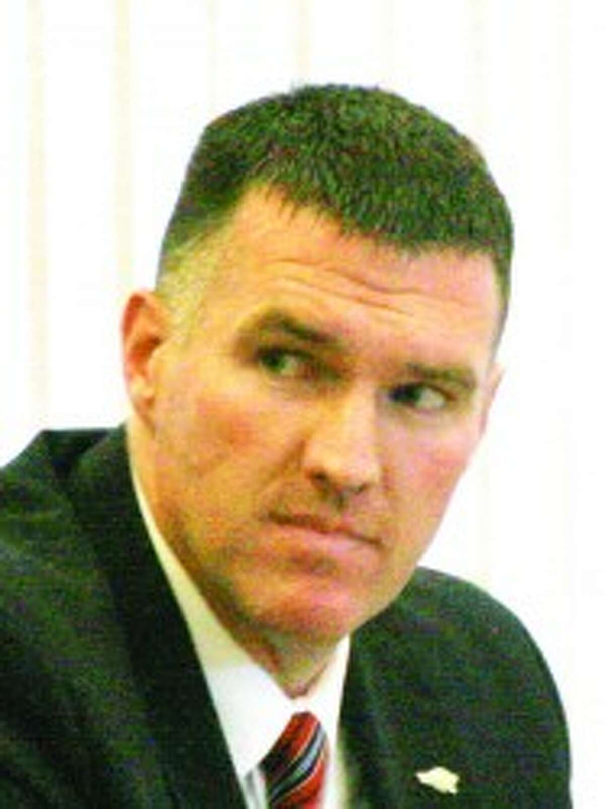 BRPS Superintendent Tim Haist