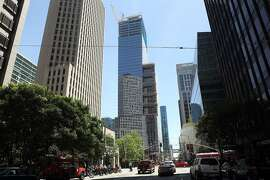 The Park Tower at Transbay is being built at 250 Howard Street in San Francisco, CA on Friday, May 11, 2018.