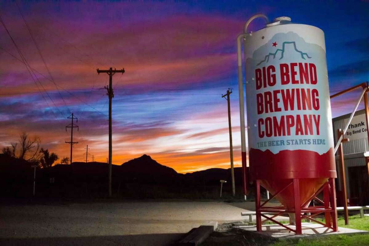 Big Bend Brewing Co. operated a facility in the West Texas town of Alpine before suspending operations late last year.