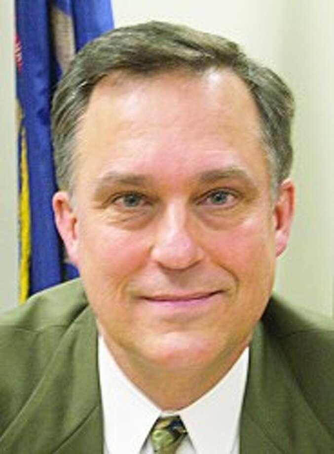 Big Rapids Mayor Mark Warba