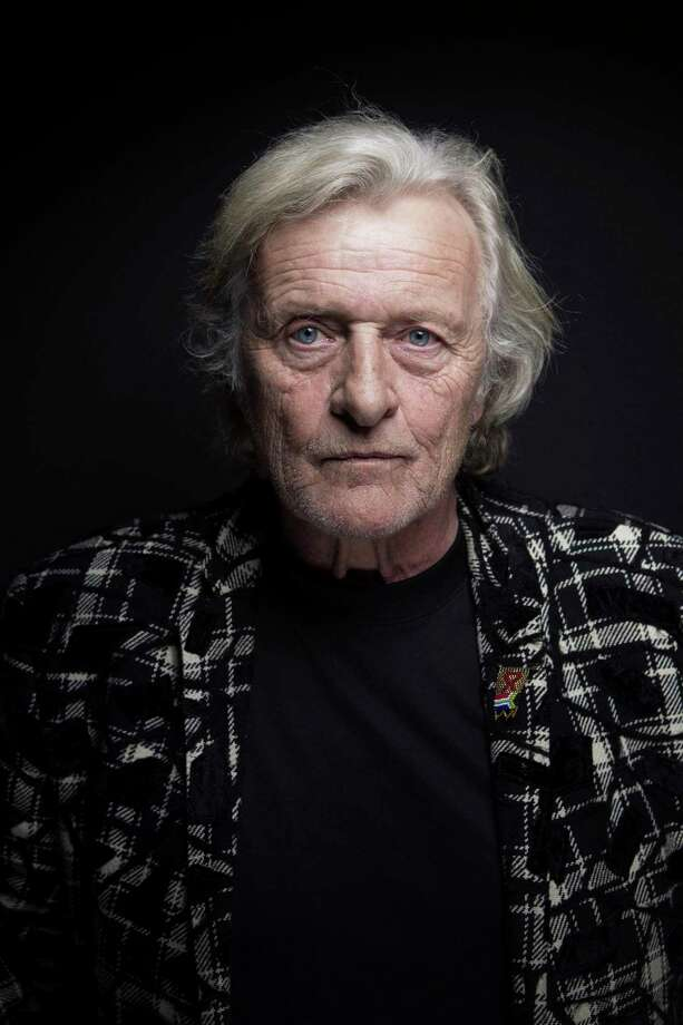 "FILE - This Jan. 19, 2013 file photo shows actor Rutger Hauer at the Sundance Film Festival in Park City, Utah. Hauer, who specialized in menacing roles, including a memorable turn as a murderous android in ""Blade Runner"" opposite Harrison Ford, has died July 19 at his home in the Netherlands. He was 75. (Photo by Victoria Will/Invision/AP, File) Photo: Victoria Will / Invision"