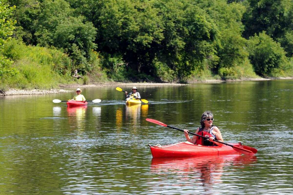 Looking to get on the water this summer? Upstate Kayak Rentals, CDPHP Cycle and the New York State Canal Corporation are teaming up this summer for a one-of-a-kind free kayak and biking adventure along the Mohawk River/Erie Canal.