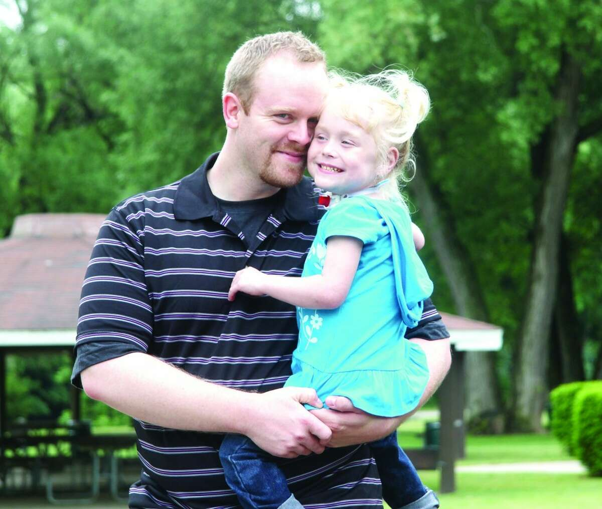 PERSONAL STORY: Nick Kuiper created a documentary about the premature birth of his daughter, Mollie. The film premiered April 30 and will air at 3 p.m. on local PBS channels. (Pioneer file photo)