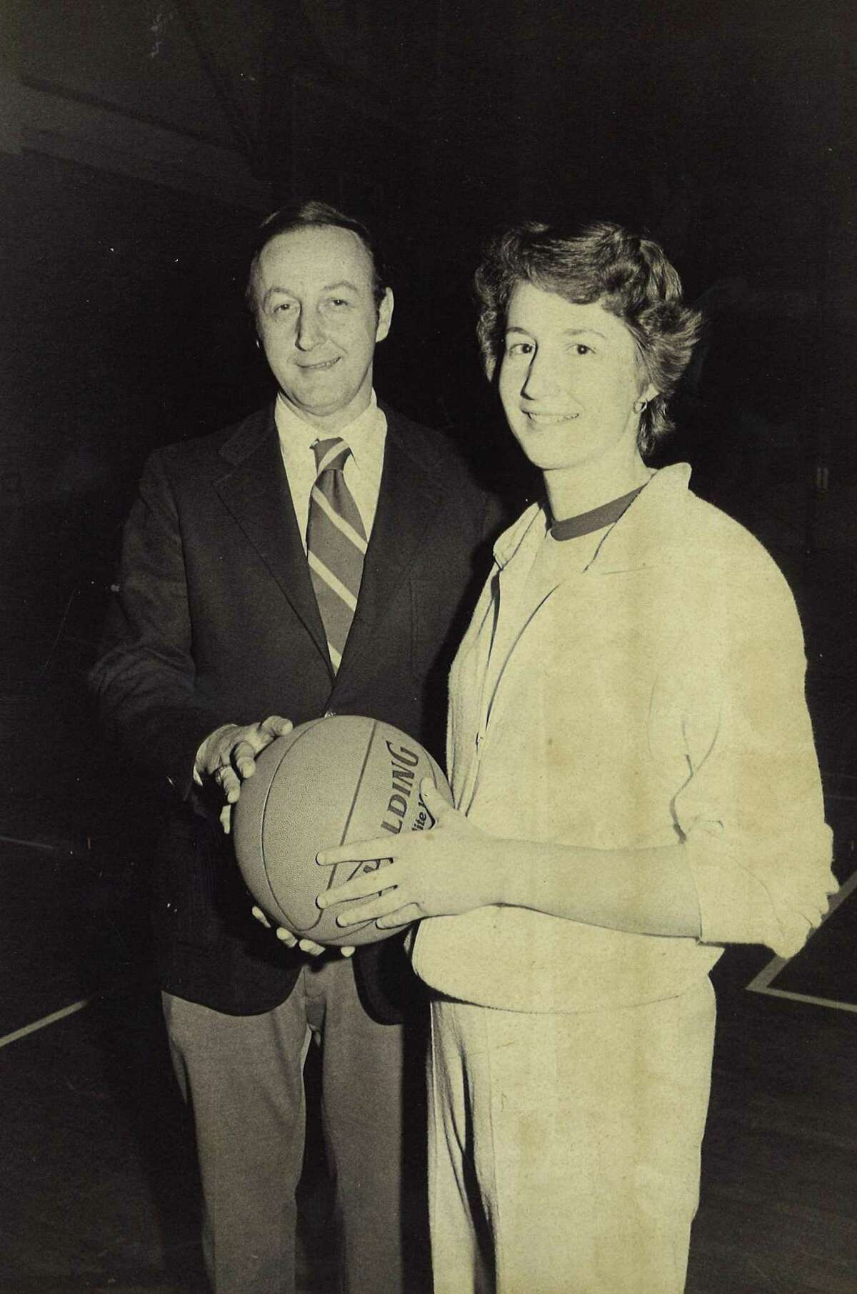 Southern Connecticut graduate Cathy Inglese.