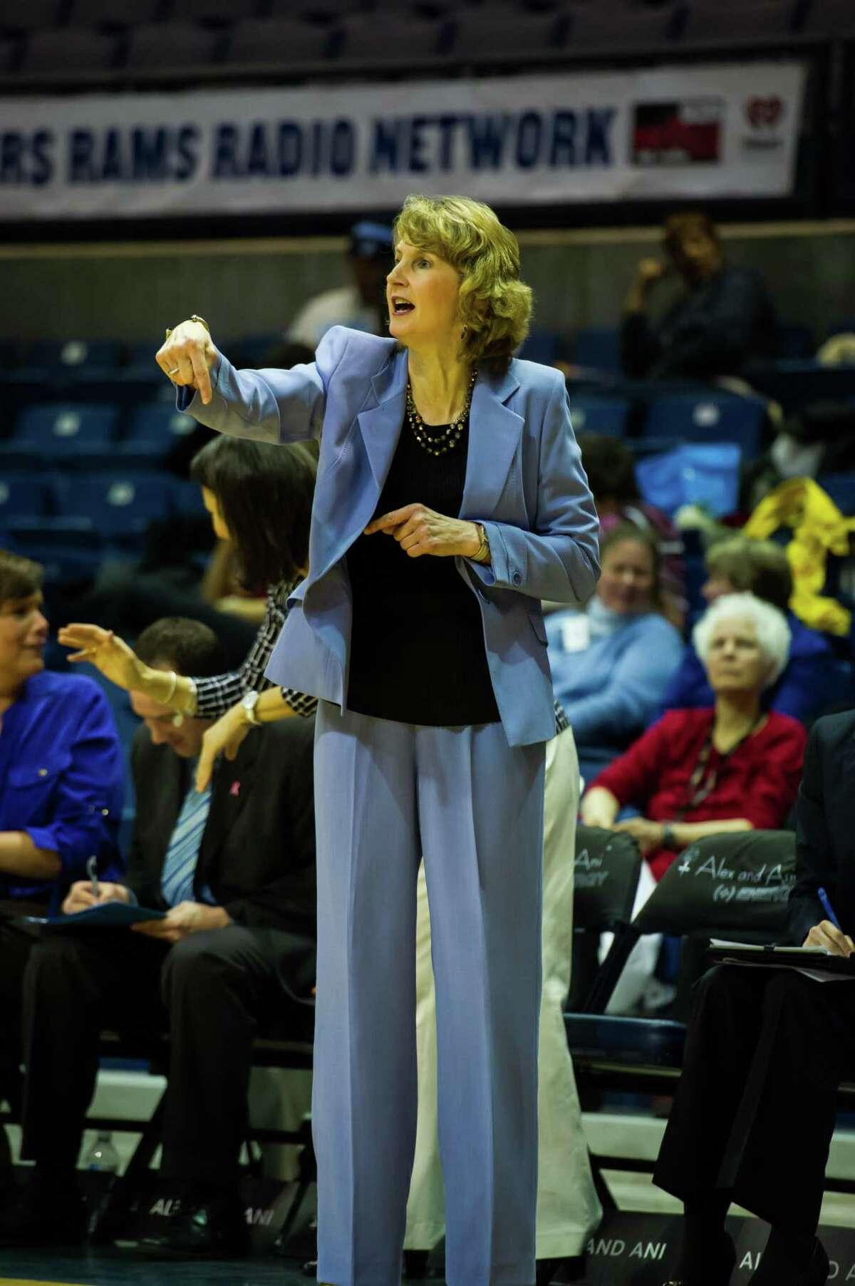 Rhode Island coach Cathy Inglese