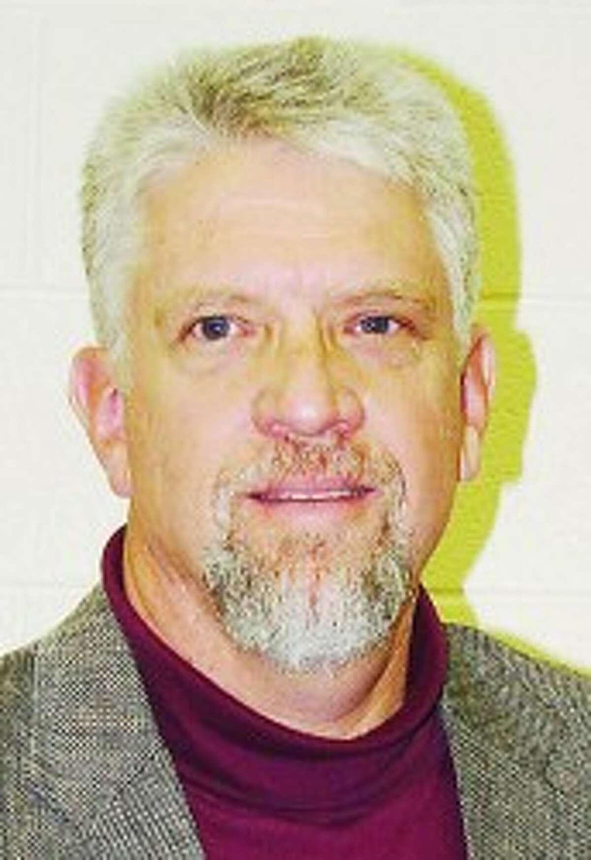 Mecosta County Administrator Paul Bullock