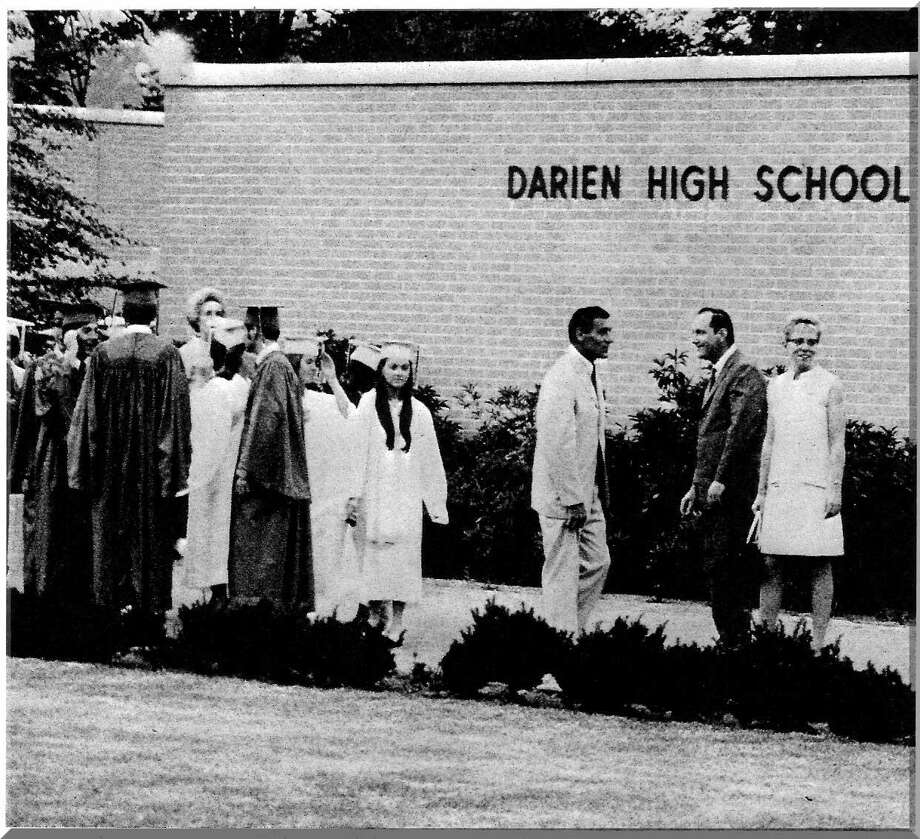 Some members of the Darien High School graduating class of 1969 Photo: Contributed Photo / Connecticut Post