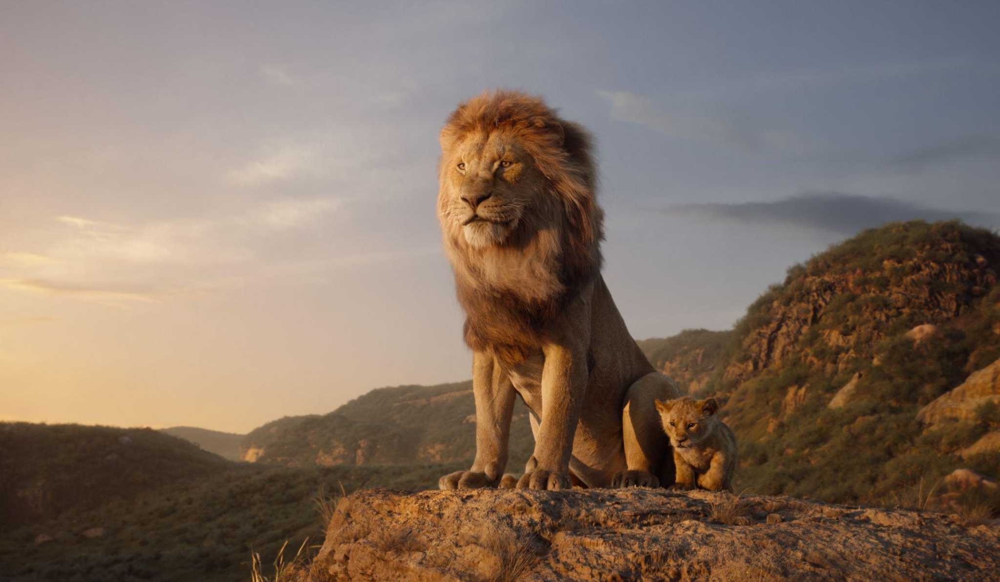 Weirded Out By That Cats Trailer And The Lion King You Re Not Alone Houstonchronicle Com