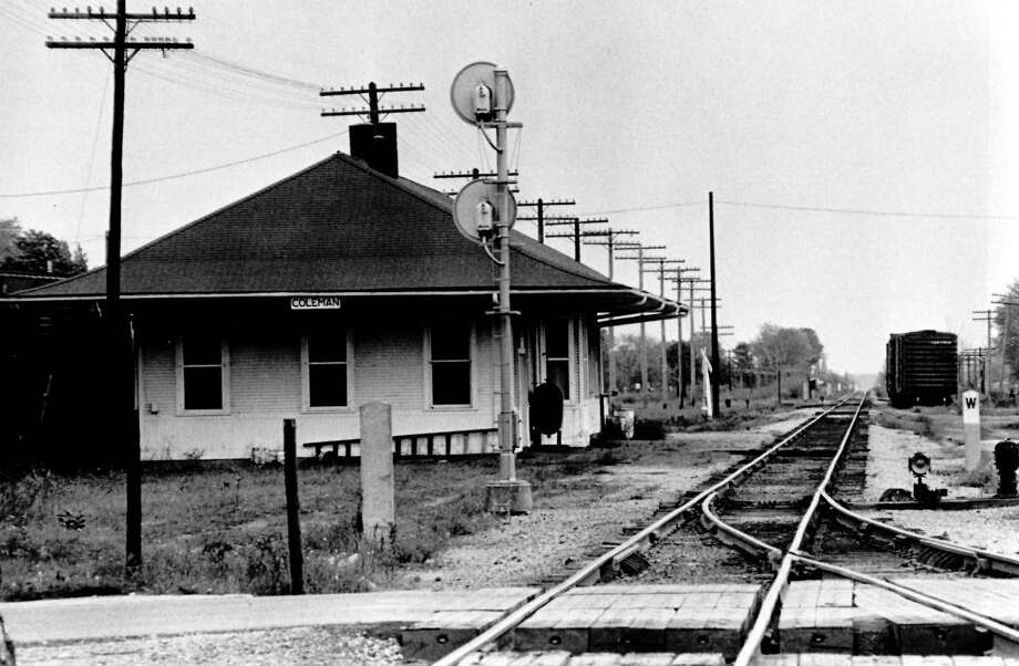 Coleman depot Photo: Daily News