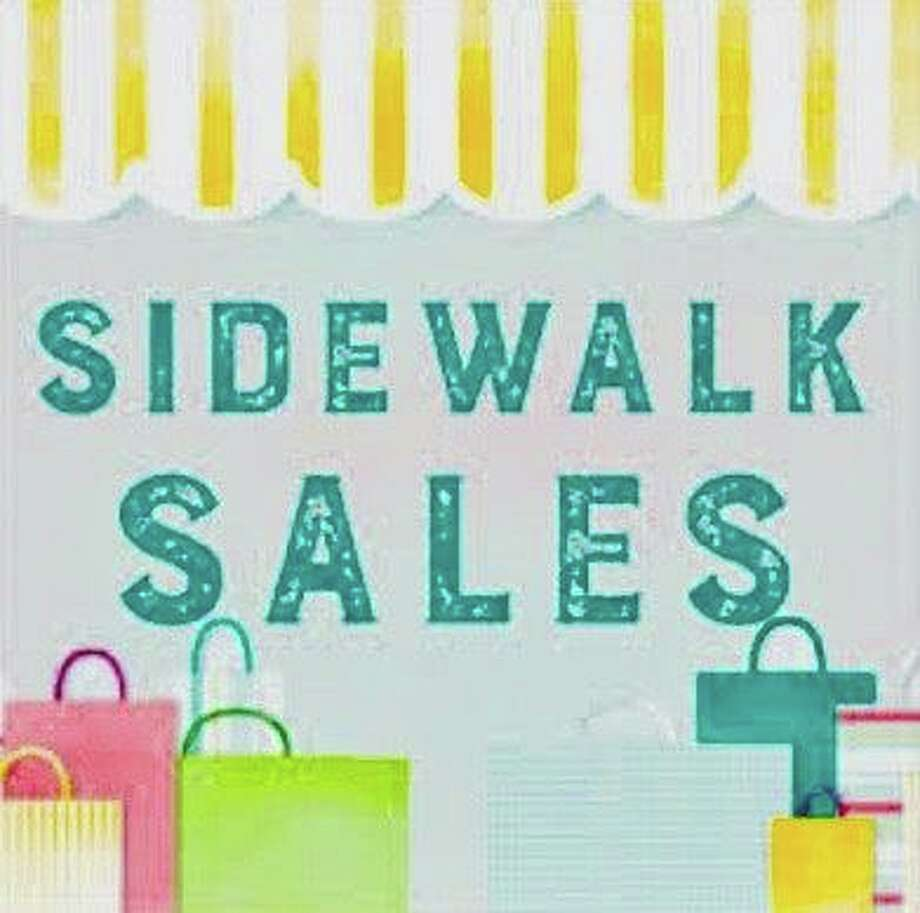 Cos Cob's Design District and More Sidewalk Sale Days is taking place July 25-27 on the block of 220-245 East Putnam Ave., in Greenwich's Cos Cob section. Photo: Cos Cob's Design District And More Sidewalk Sales