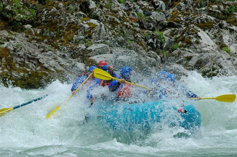 California's Winter Rains Ended the Drought—and Now Summer Means Epic Rafting